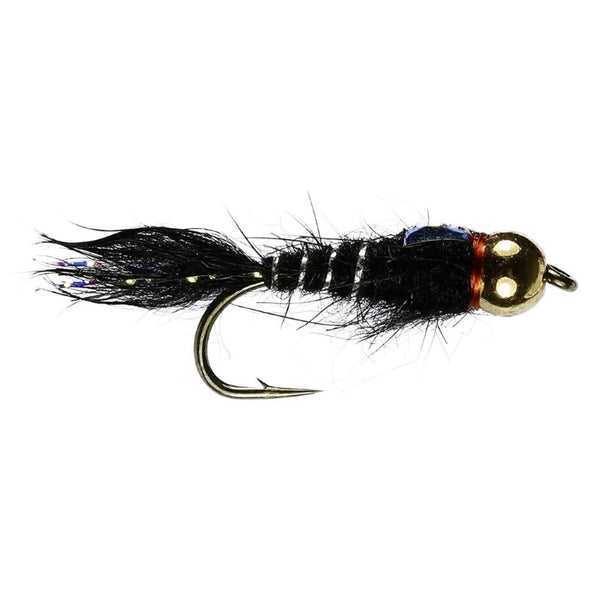 GB Hares Ear Black Flies