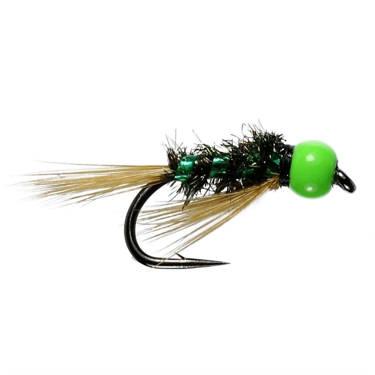 Green Diawl Bach Flies