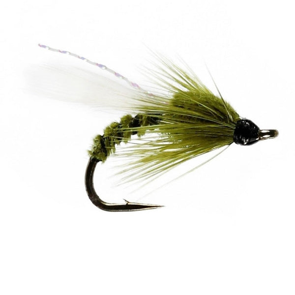 Olive Adult Buzzer Flies