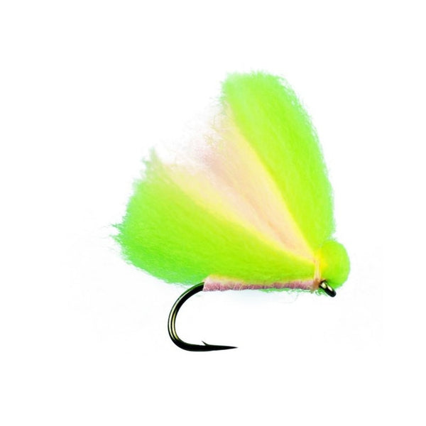 Chartreuse Bung Indicator Flies