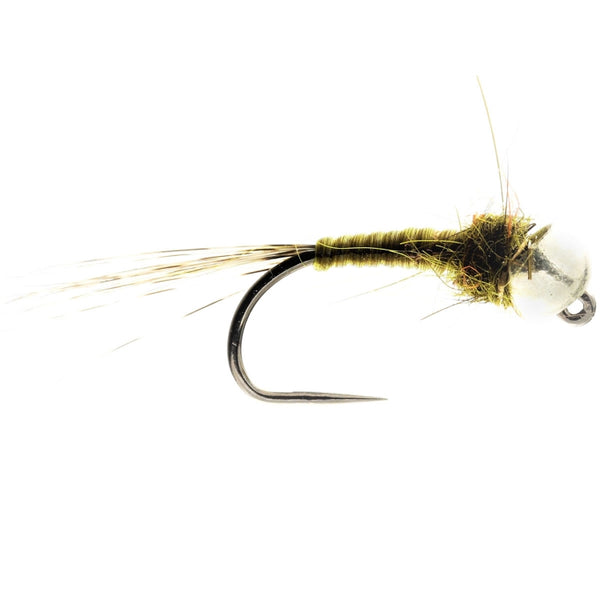 Dirty Olive TB Flies