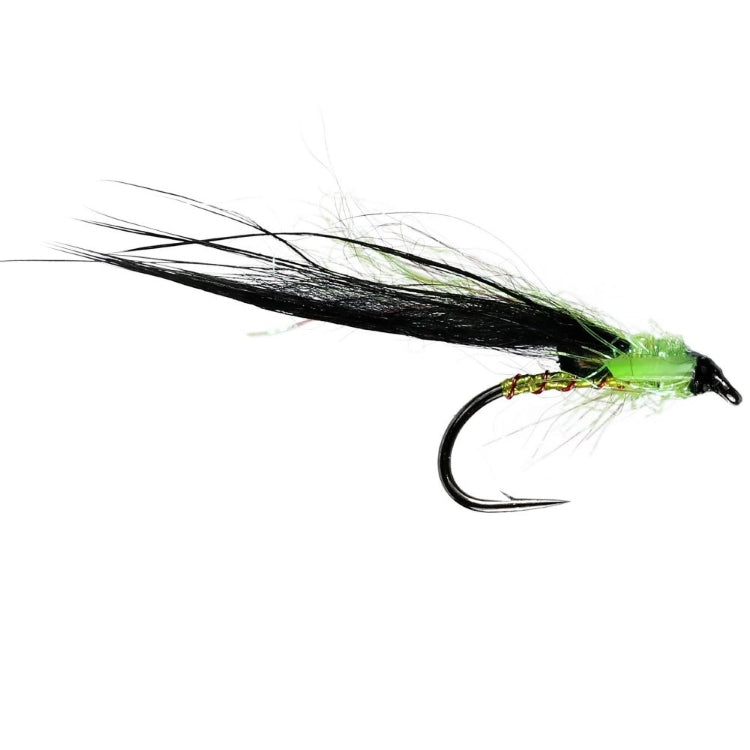 Black Night Zonkie Flies