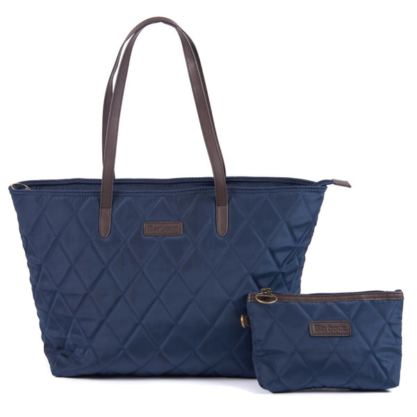 Barbour Ladies Witford Quilted Tote