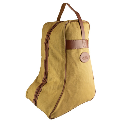 Jack Pyke Canvas Wellington Boot Bag - Fawn