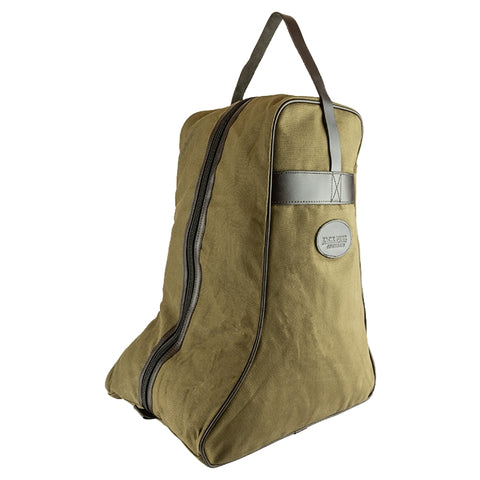 Jack Pyke Canvas Wellington Boot Bag - Green