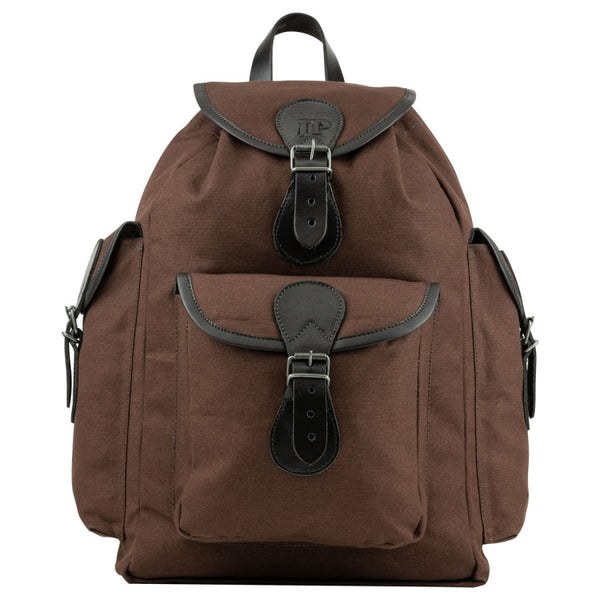 Jack Pyke Canvas Day Pack - Brown