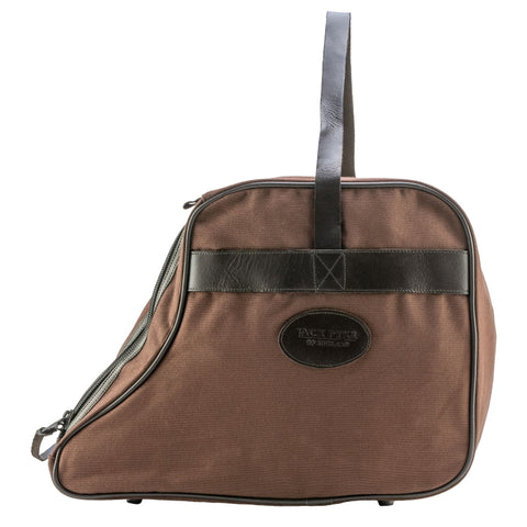 Jack Pyke Canvas Walking Boot Bag - Brown