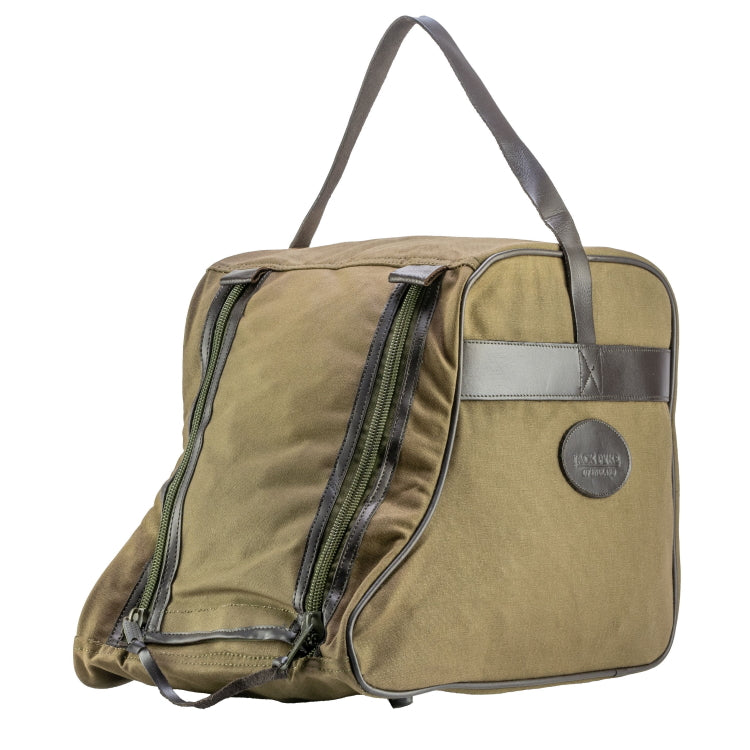Jack Pyke Canvas Walking Boot Bag - Green