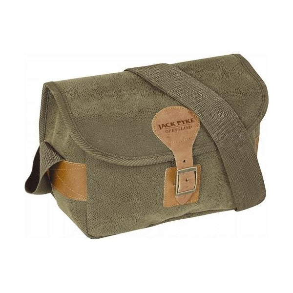 Jack Pyke Duotex Cartridge Bag - Duotex Green