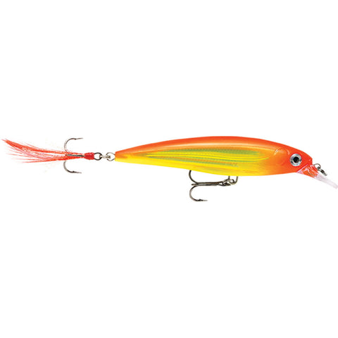 Rapala X-Raps Lures - Hot Head