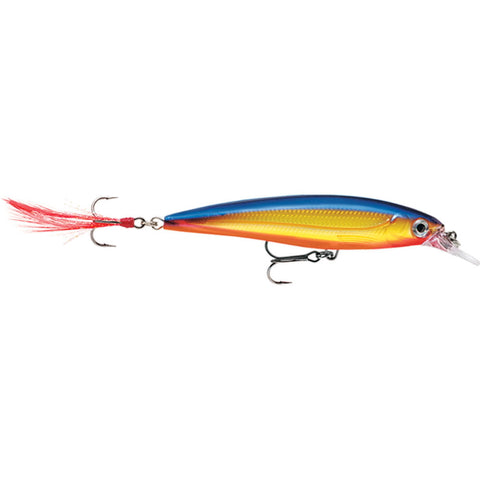 Rapala X-Raps Lures - Hot Steel