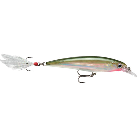 Rapala X-Raps Lures - Olive Green