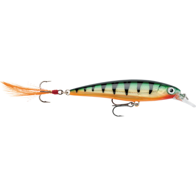 Rapala X-Raps Lures - Perch