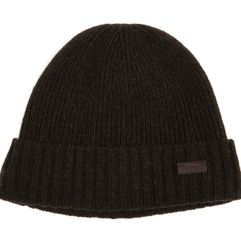 Barbour Carlton Beanie - Dark Green