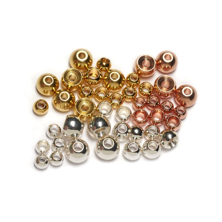 Gold, Silver and Copper Bead Heads