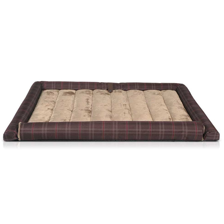 Scruffs Balmoral Boot Dog Bed - Brown