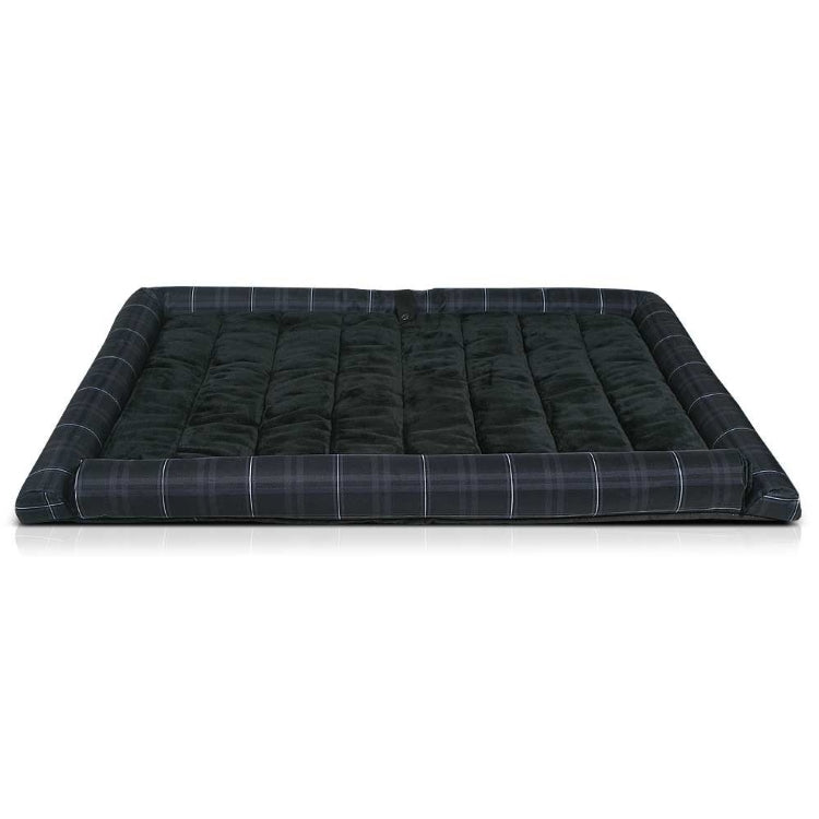 Scruffs Balmoral Boot Dog Bed - Black