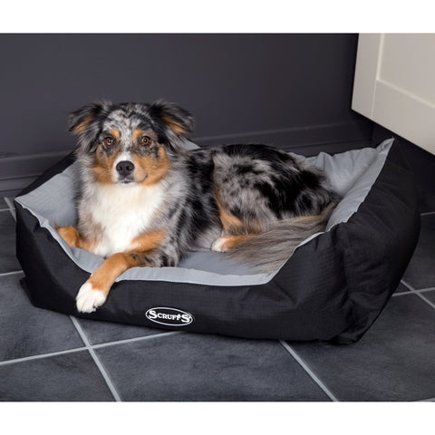 Scruffs Expedition Water Resistant Box Bed