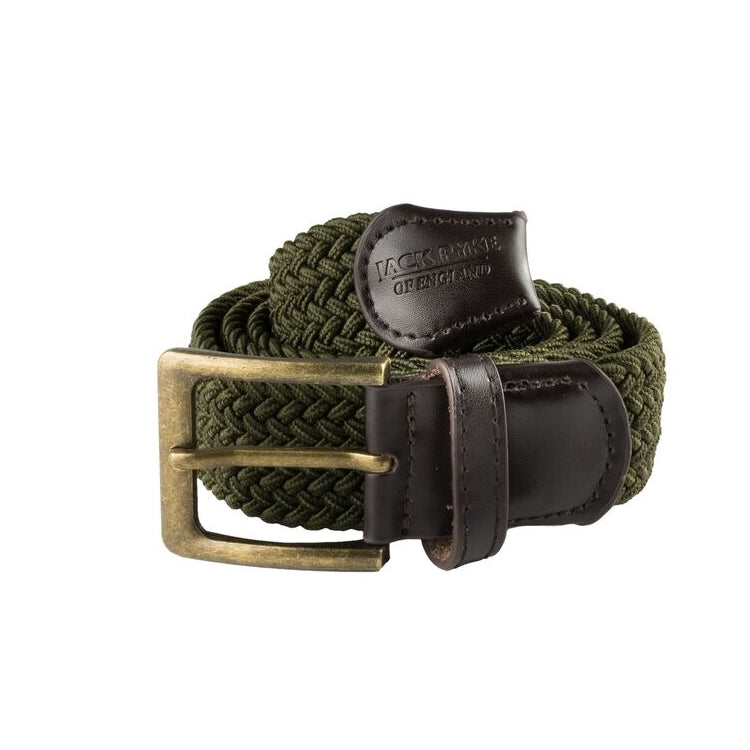 Jack Pyke Countryman Elasticated Belt - Green