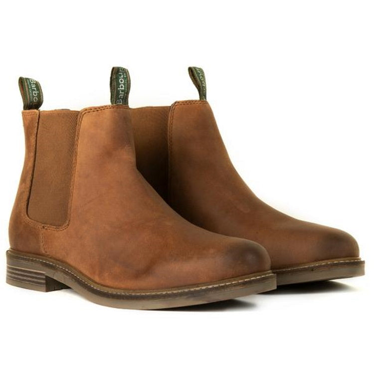 Barbour Farsley Boots - Timber Tan