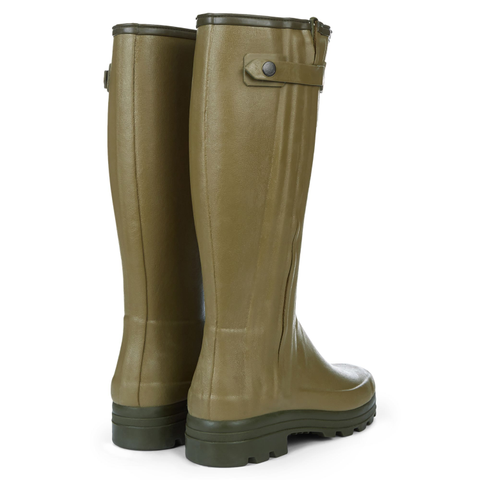 Le Chameau Chasseur Neoprene Lined Boots