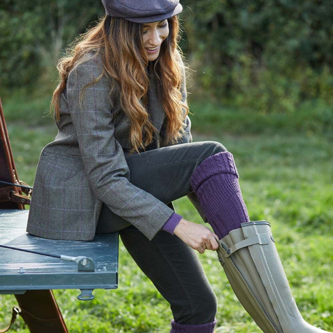 Le Chameau Chasseur Neoprene Lined Boots - Unisex