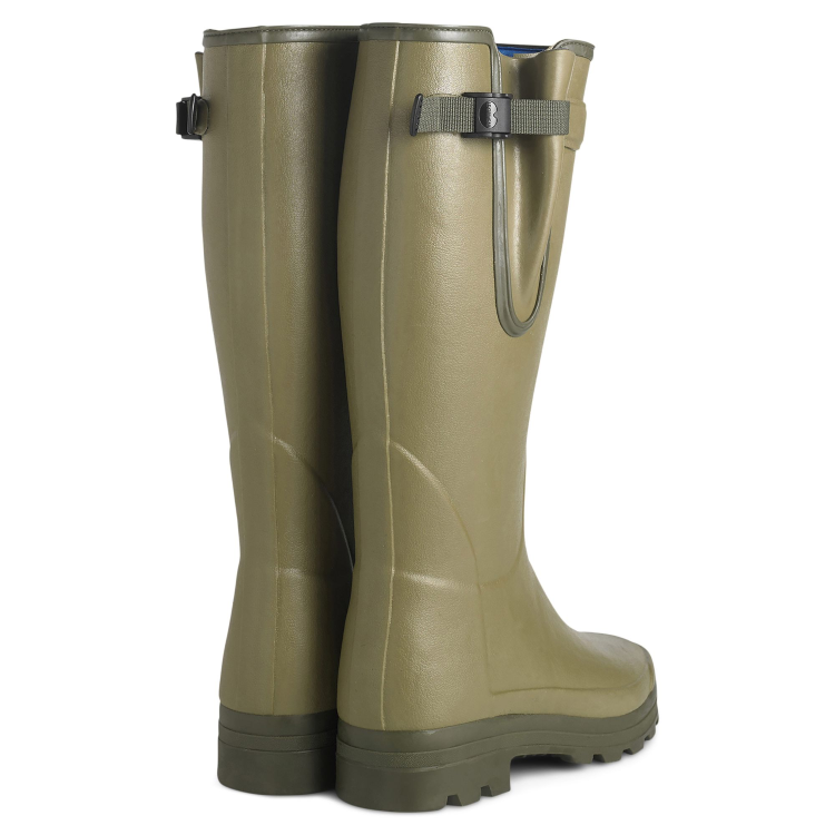 Le Chameau Vierzonord Neoprene Lined Boots