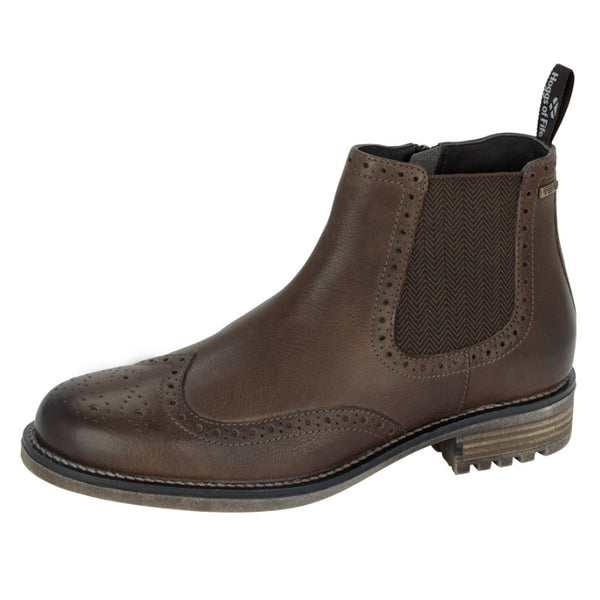 Hoggs of Fife Dunbeg Waterproof Side Zip Dealer Boots