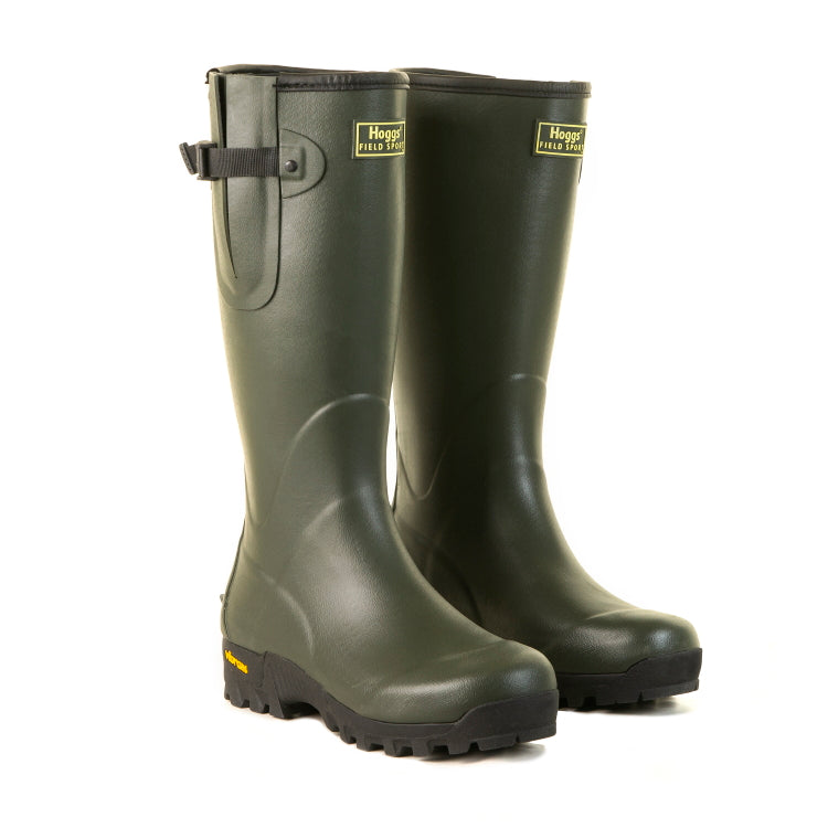 Hoggs of Fife Field Sport Boot - Field Green