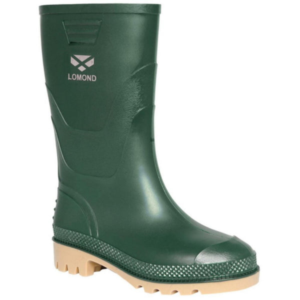 Hoggs of Fife Lomond Ladies PVC Wellington Boots