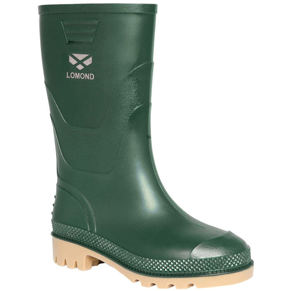 Hoggs of Fife Lomond Mens PVC Wellington Boots