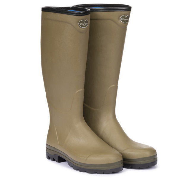 Le Chameau Cross Country Neoprene Boots