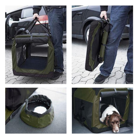 Seeland Dog Transporter Box - Spaniel