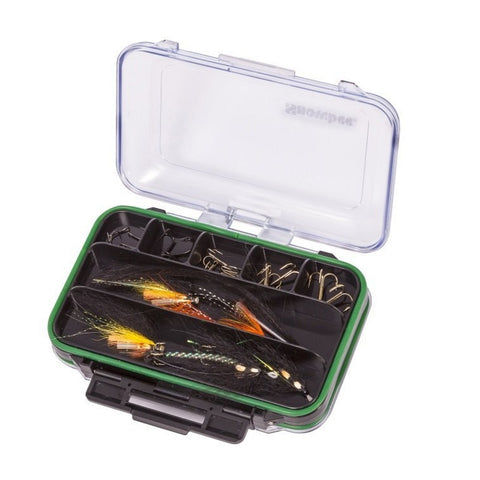 Snowbee Waterproof Tube Fly Box