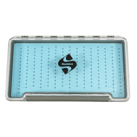 Snowbee Slimline Silicone Competition Fly Box
