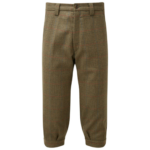 Schoffel Ptarmigan Tweed Plus 2's Breeks - Buckingham Tweed