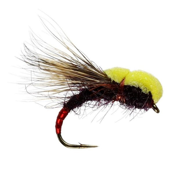 Balloon Caddis Claret