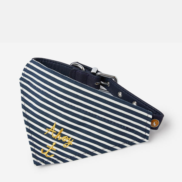 Joules Bandana Pet Collar