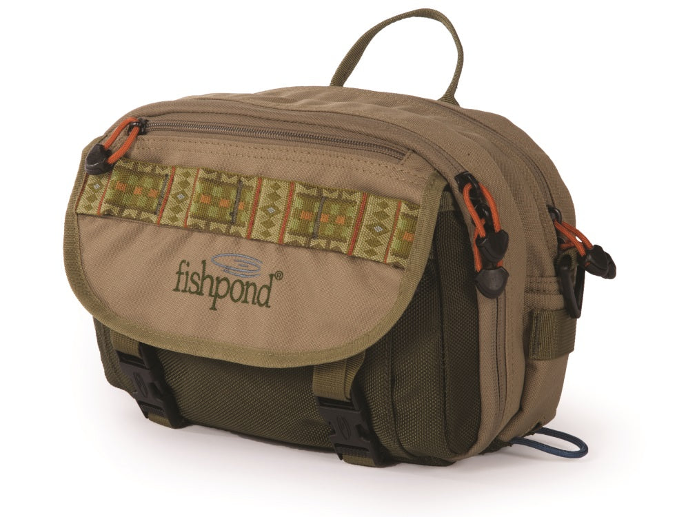 Fishpond Blue River Chest/Lumber Pack