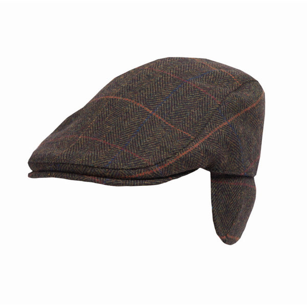 Barbour Cheviot Flat Cap