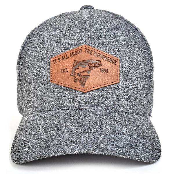 Guideline Flexfit Cap Est '93 - Dark Heather Grey