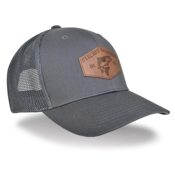 Guideline Trucker Cap - Charcoal