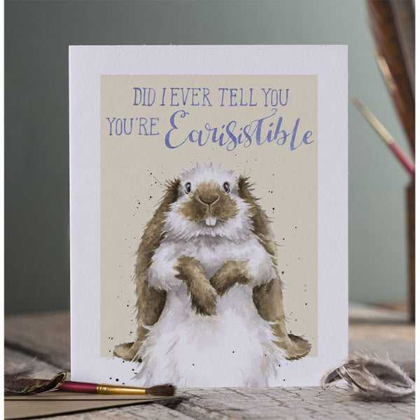 Wrendale Designs Celebration Card - Earisistible