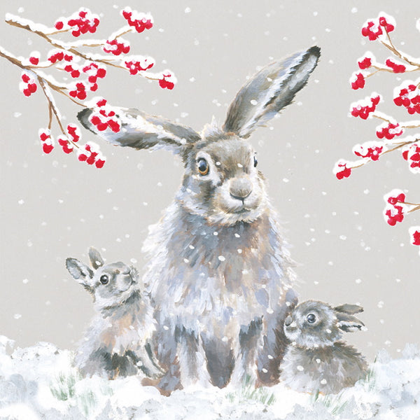 Copy of Wrendale Designs Luxury Boxed Christmas Cards - Snowfall Set of 8