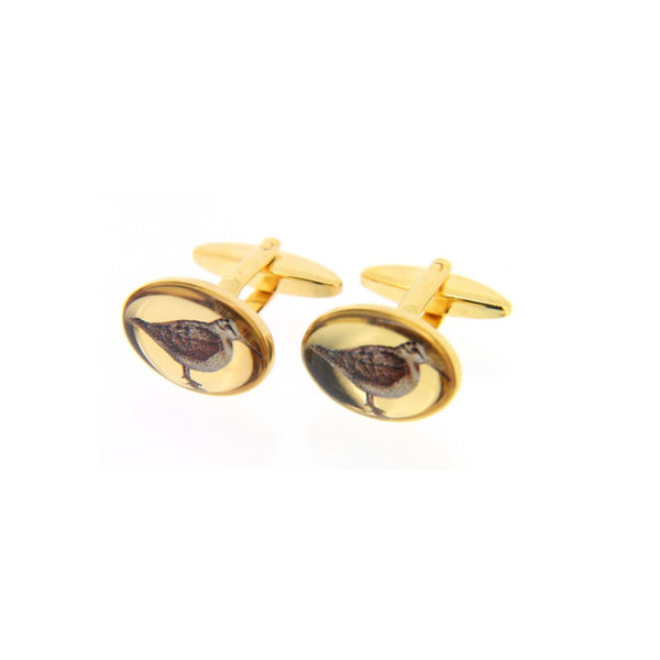 John Norris Country Cufflinks - Woodcock