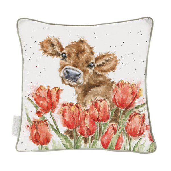 Wrendale Designs Bessie Cow Cushion
