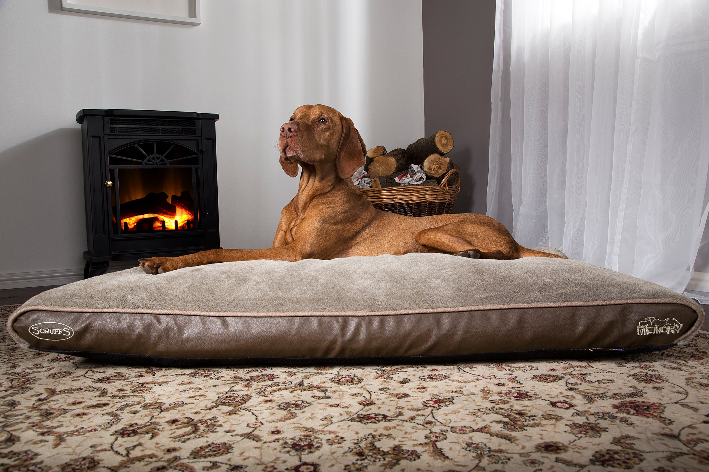 Scruffs Chateau Orthopaedic Dog Mattress
