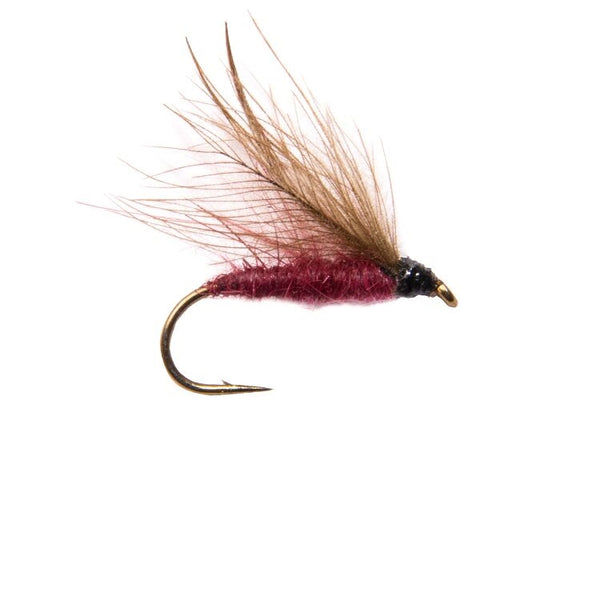 CDC F Fly Claret Flies