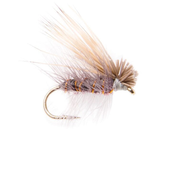Elk Hair Caddis Grey Flies