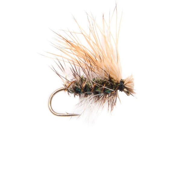 Elk Hair Caddis Peacock Flies